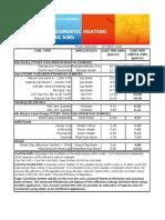 2018 03 16 Domestic Heating Comparison(1)