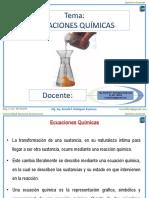 Clase 9_Ecuaciones Químicas