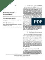 Propuesta de Analisis de Fragmentos Con Software TIESTO