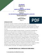 Andrea Perdoni - Las Alucinaciones en La Psicosis (Clase 3)