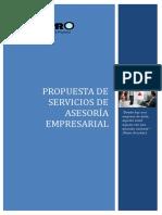 Propuesta Servicios Contables AGEPRO 2018