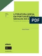 Literatura Goesa DIGITAL