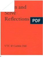 Learn and Serve Reflections