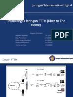 Pengetahuan Dasar Jaringan FTTH / Fiber To The Home