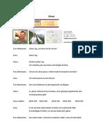 5b Diktat Reisebüro Lösung