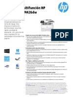 Impresora Multifuncion Hp Laserjet Pro f6w13a