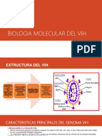 Biologia Molecular Del Vih