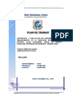 01 Plan de Trabajo Hosp Huanc Ampliacion de Plazo