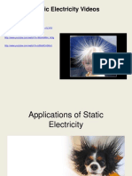 2 Applications of Static Electricity Lesson