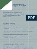 Aula 16 - Condições de prática.pptx