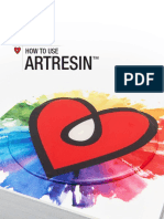 How to Use ArtResin