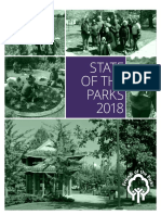 State of the Parks 2018