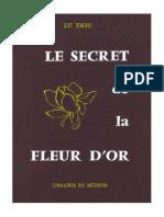 [Lu Tsou] Le Secret de La Fleur d'or
