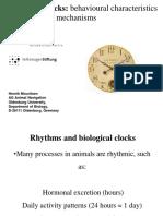 Biological Clocks3