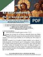 El Sacramento de La Bondad de Dios (57) Hora Santa Con San Pedro Julián Eymard.