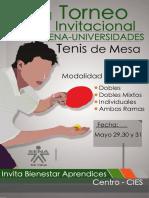Tennis de Mesa (1)