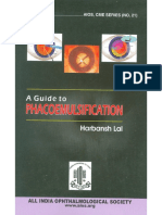 Guide to Phacoemulsification - Harbans Lal