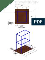 Dimensiones Del Modelo Estructural