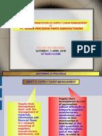 SCM Seminar