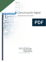Informe Protocolos de Comunicación