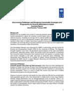 Undp-cpds Rtd Summary Report 7jan2008