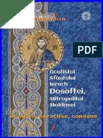 Acatistul Sfântului Ierarh Dosoftei, Mitropolitul Moldovei (13 Decembrie)