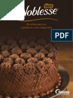 Receituario Noblesse 2016