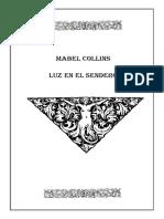 Collins, Mabel - Luz en El Sendero
