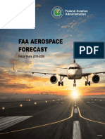 FY2018-38 FAA Aerospace Forecast