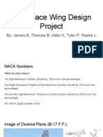 aerospace wing design project period 3 12 2f5 2f18