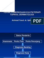 2 Teknik Pemeriksaan Kulit & Dermatoterapi.ppt