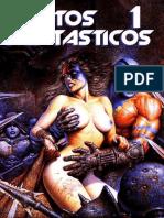 Contos Fantasticos 01 - Varios Autores