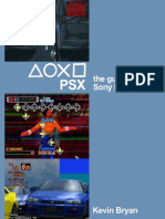 PSX The Guide to the Sony Playstation