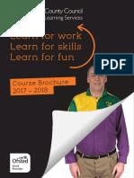 NCLS course brochure autumn 2017.pdf