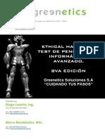 Curso de Ethical Hacking y Test de Penetración Informática - AVANZADO