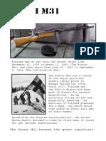 USMC Rifle - MyMilitia com | United States Marine Corps