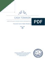 Casa Tomada- Facundo Castro Videla