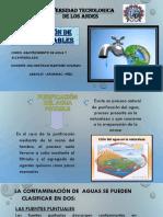 Purificacion de Agua Potable
