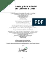 NIPCC - Sobre Cambio Climatico
