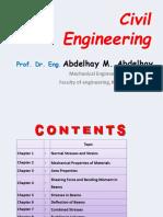 Civil Lect 2 - Material Properties 2015