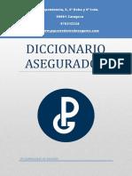 DICCIONARIO ASEGURADOR