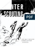 Winter Scouting