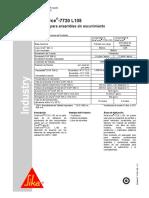 Adhesivo Para Ensambles Sin Escurrimiento Sikaforce 7720 l105