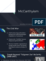 mccarthyism english project  1