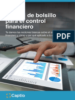 Captio Manual Bolsillo Control Financiero