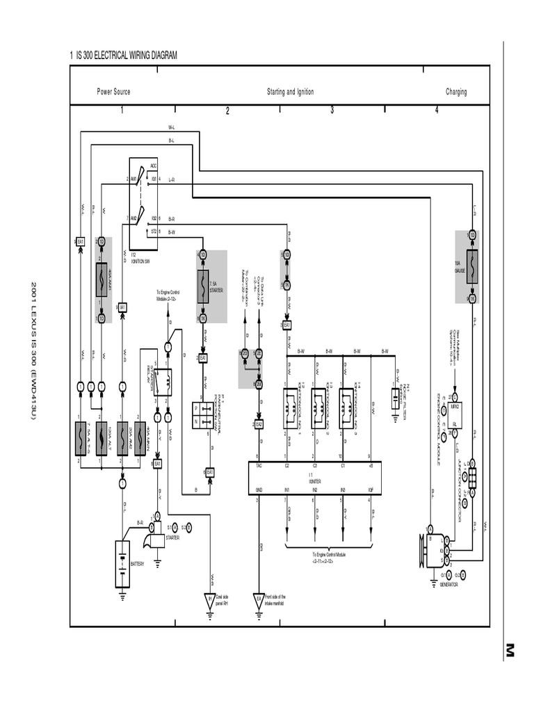 [SCHEMATICS_44OR]  2001 IS300 Wiring Diagram   Automotive Technologies   Mechanical Engineering   Lexus Is300 Fuel Pump Wiring Diagram      Scribd