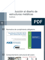 Introducción Al Diseño de Estructuras Metalicas