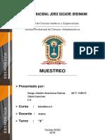 ESTADISTICA - ASIGNACION MUESTREO