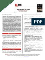 [PD] Libros - Todos los pasos correctos.pdf
