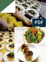 Lunch Buffet Menu Indigenesis 2019